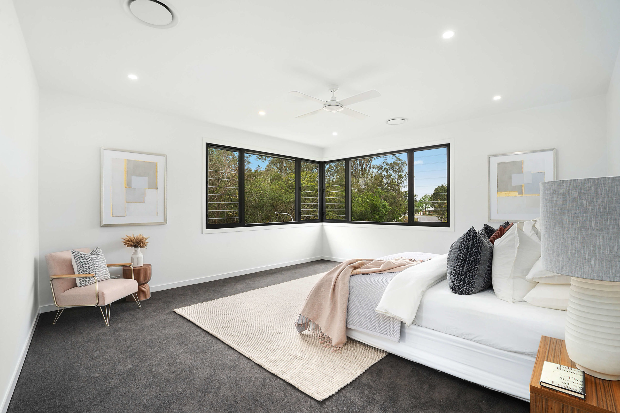 Ruth Miller Custom Home in Fig Tree Pocket