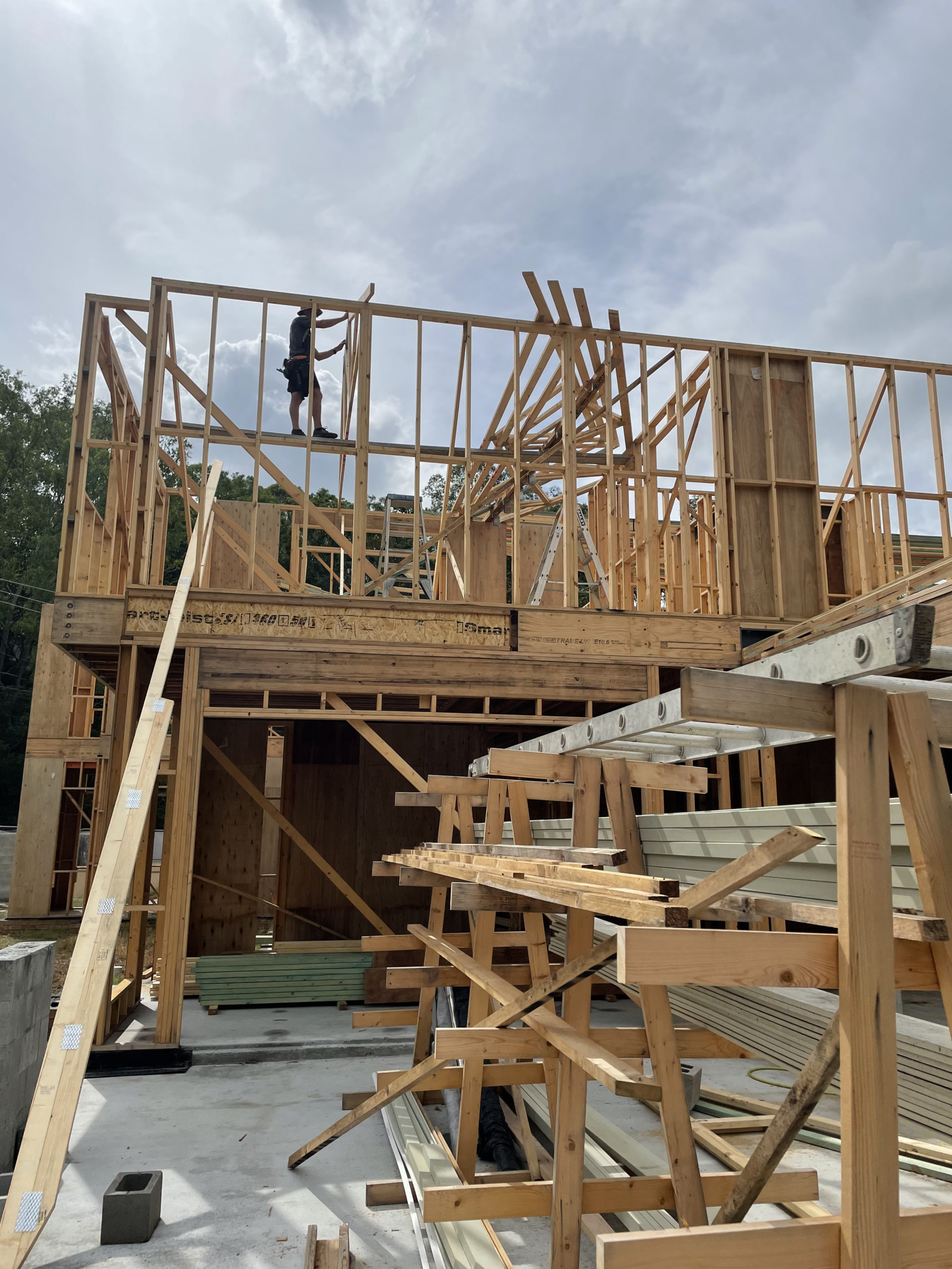 Tristania – Brisbane Hamptons Custom Build Home
