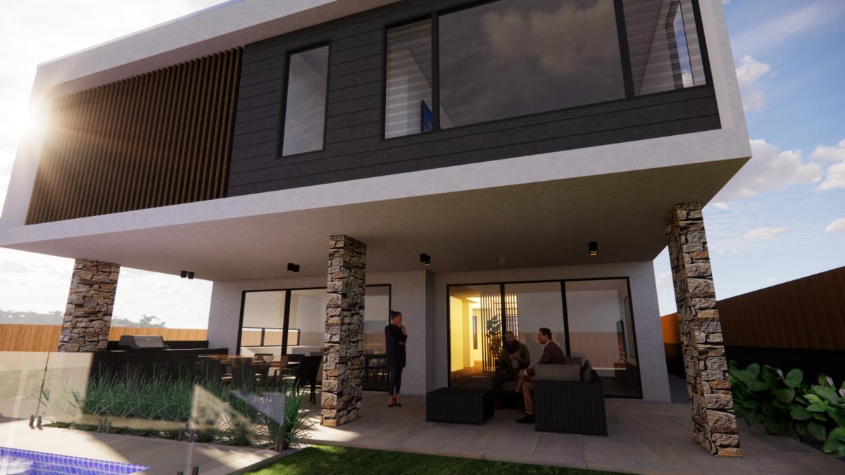 Brisbane Architect-Designed and Custom Build at Lomandra